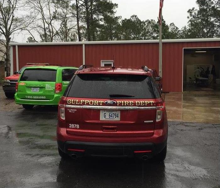 Community Gulfport Firestation Opens Their Remodeled Station