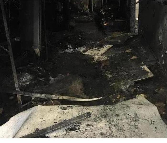 Fire Damage SERVPRO of Pascagoula Excels at Fire Damage Restoration