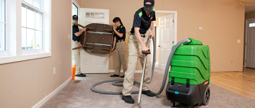 Pascagoula, MS residential restoration cleaning